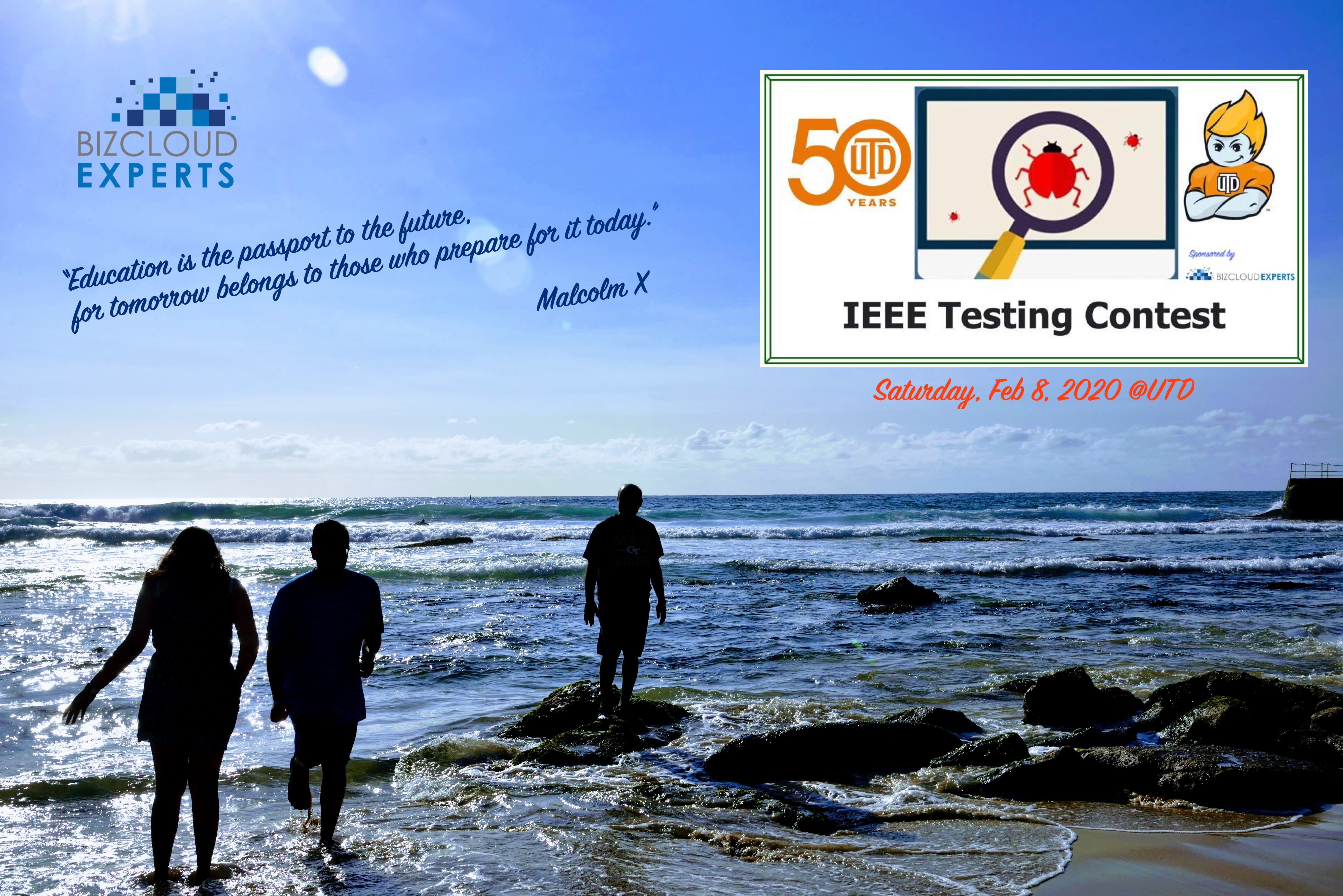 IEEE Testing Contest